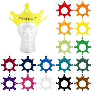 Foam King Crown, CW4010, 1 Colour Imprint