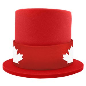 Canadian Top Hat, TH202CAN, 1 Colour Imprint