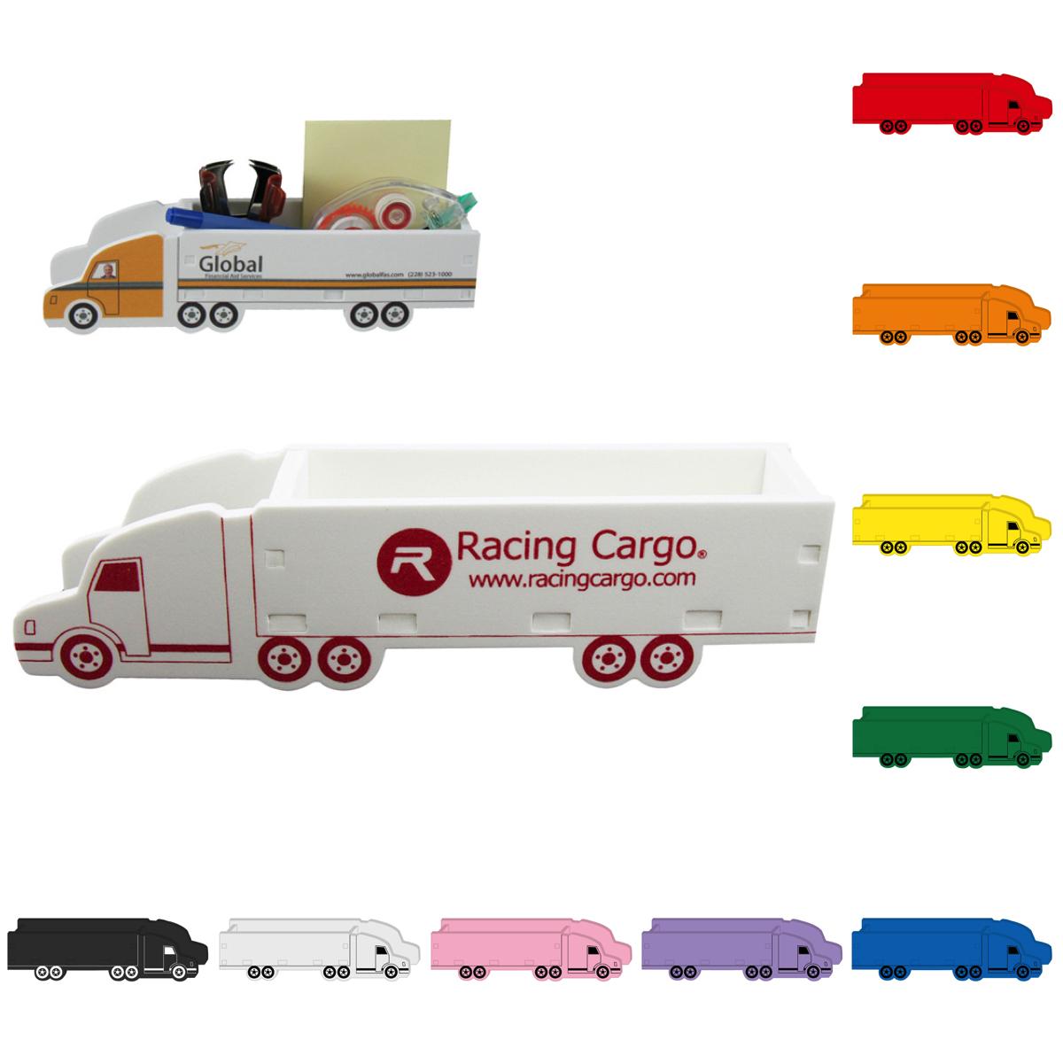Truck Shaped EVA Puzzle (8.5