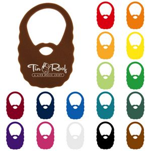 Foam Beard Pullover, BEARD203, 1 Colour Imprint