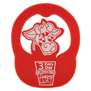 Cow Pop Up Visor, CO202, 1 Colour Imprint