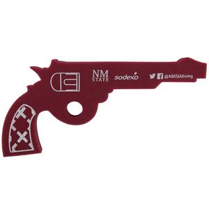 Foam Pistol Gun, PIS302, 1 Colour Imprint