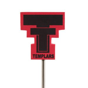 Foam Letters TT Antenna Topper, TT601, Full Colour Imprint