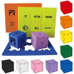 Foam Puzzle Cube 1 1/2