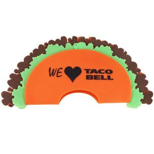 Foam Taco Hat, TACO200, 1 Colour Imprint
