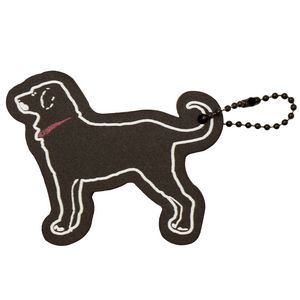 Dog Key Tag, DOG701, Full Colour Imprint