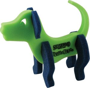 Puppy Dog on a Leash, PU101, 1 Colour Imprint
