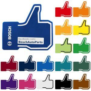 Facebook Foam Hand Mitt, THU302, Full Colour Imprint