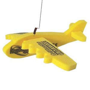 Jumbo Jet Airplane on a leash, JJ102, 1 Colour Imprint