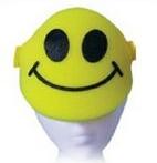 Smiley Face Band Hat, SM202, 1 Colour Imprint