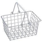 Custom Mini Wire Shopping Basket