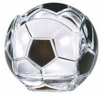 Soccer Paper Weight/Paper Clip Holder