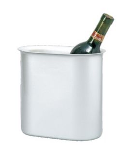 2 Bottle Oval Bucket Aluminum Cr 0547 Ideastage Promotional Products