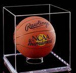 Custom Acrylic Basketball Case w/ 1/4