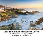 Bible Verses 2022 Appointment Calendar