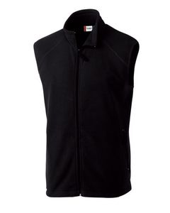 Custom Clique Summit Full Zip Microfleece Vest