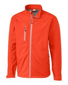 Custom Men's Clique Telemark Softshell Jacket