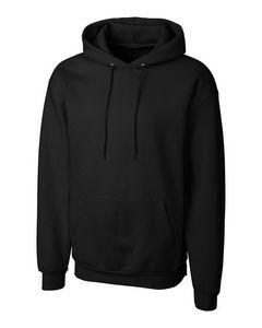 Custom Clique Basics Flc Pullover Hoodie 3-4XL