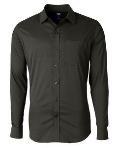 Custom Versatech Geo Dobby Shirt
