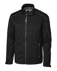 Mens Cutter Buck Weathertec Opening Day Softshell Jacket