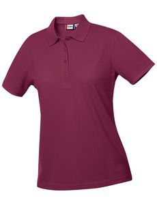 1e39c1b3dd34 Women s Plus Clique® Elmira Easy Care Polo Shirt - WQK00005 - IdeaStage  Promotional Products