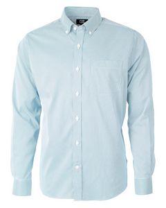 Custom Versatech Pinstripe Shirt
