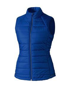 Custom Ladies' Cutter & Buck Post Alley Vest