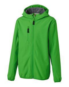 Custom Clique Trail Youth Jacket