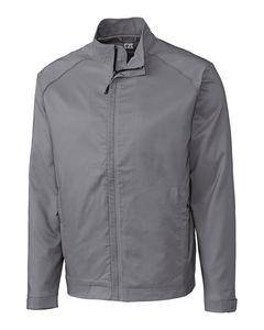 Custom Men's Cutter & Buck WeatherTec Blakely Jacket