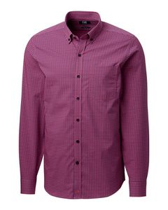 Custom Anchor Gingham Tailored Fit