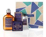 Custom L'Occitane En Provence Men's Trio Gift Set