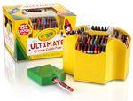 Crayola® 152 Count Ultimate Crayon Case