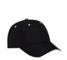 Custom OTTO Recycled Canvas Sandwich Visor 6 Panel Low Profile Baseball Cap