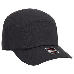 Custom OTTO Cool Comfort Polyester Cool Mesh 5 Panel Running Hat