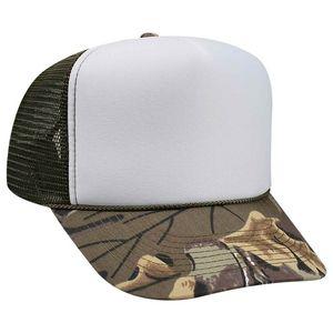 Custom Imprinted Camouflage Hat!