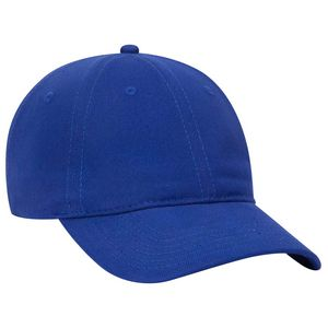 Custom Six Panel Low Profile Style Cap