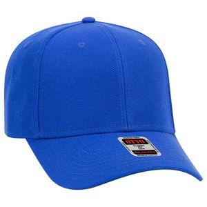 Custom OTTO 6 Panel Pro Style Wool Blend Baseball Cap