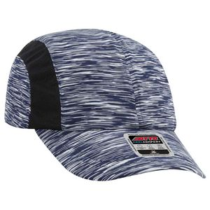 b1150a92e1e OTTO 6 Panel Polyester Jersey Knit Running Hat - 133-1241 - IdeaStage  Promotional Products