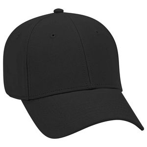 Promotional Product - OTTO Ultra Fine Brushed Superior Cotton Twill 6 Panel  Low Profile Baseball Cap
