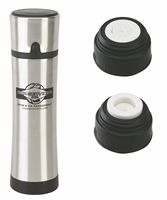 16 Oz. Stainless Steel Flask