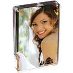 Custom Prato - Two Sided Acrylic Photo Frame (4