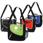 Custom San Antonio Messenger Bag