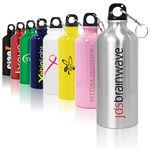 Custom Morgan - 20 Oz. Aluminum Sport Bottles