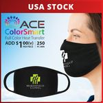 Custom 3-Ply Protective Cotton Mask