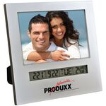 Custom Photo Frame with Multifunction Digital Display
