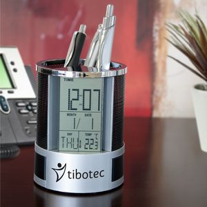 Georgetown - Desk Caddy with Weather-Station