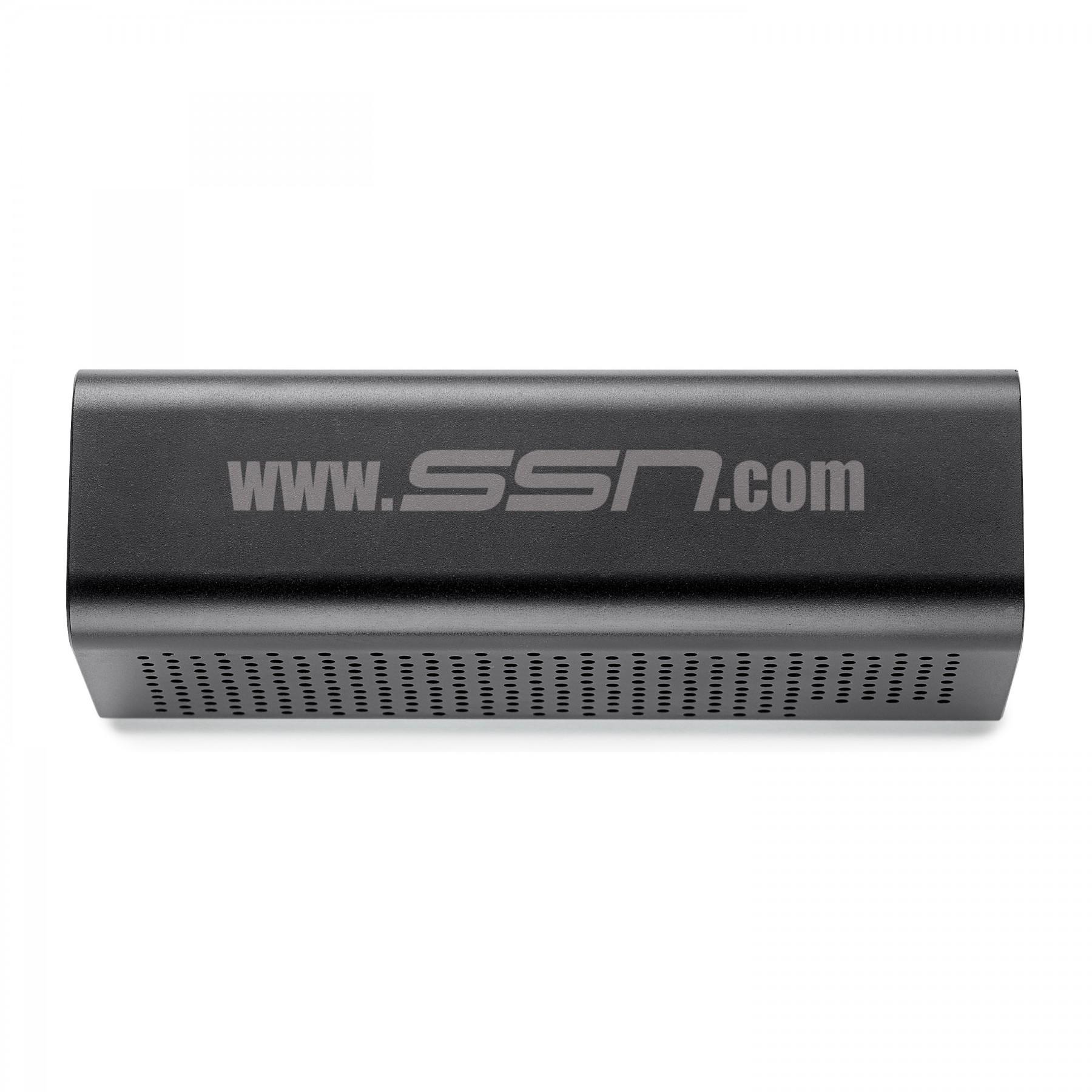 Impact Wireless Stereo Speaker, T242, Laser Engraved