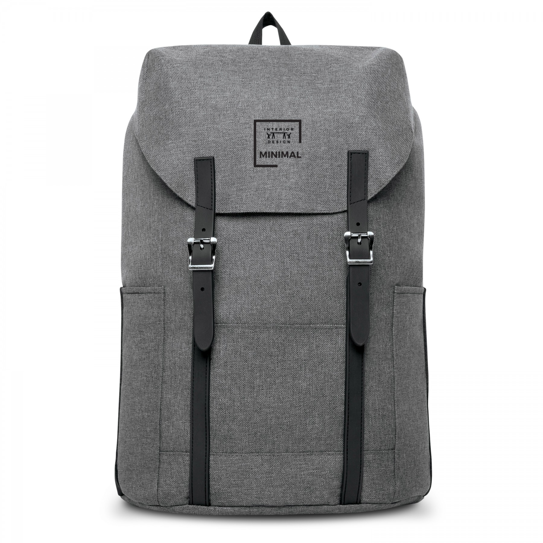 Nomad Must Haves Flip-Top Backpack, BG104, One Colour Imprint