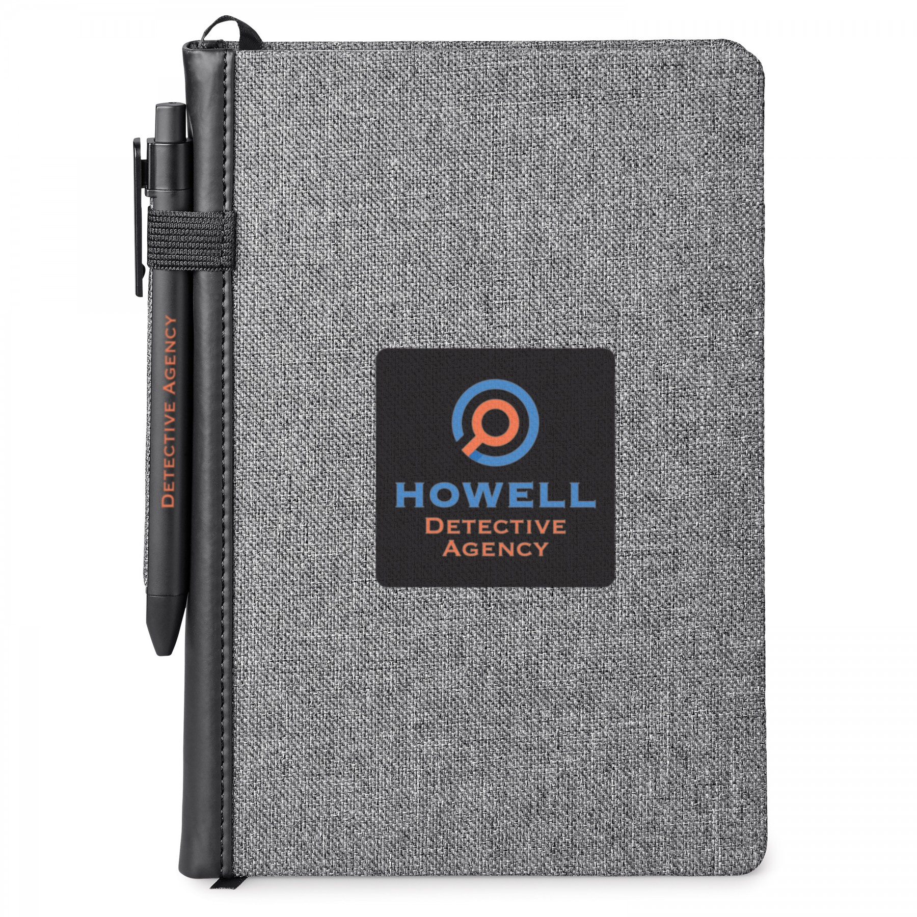 Nomad Hard Cover Journal Combo, ST4572, Full Colour Imprint