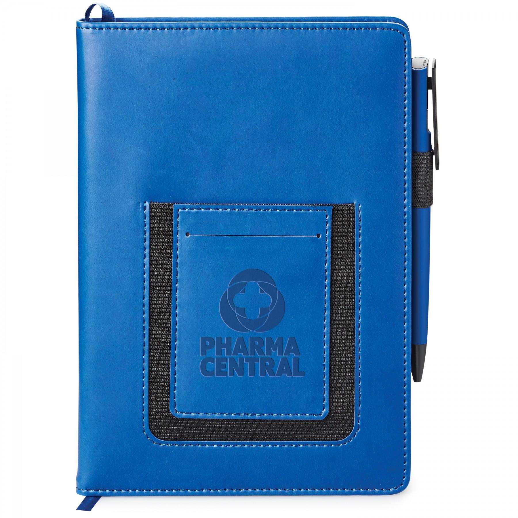 Donald Hard Cover Journal Combo, ST4734, Full Colour Imprint